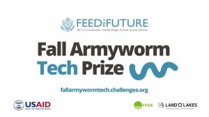 armyworm tech prize feedifuture